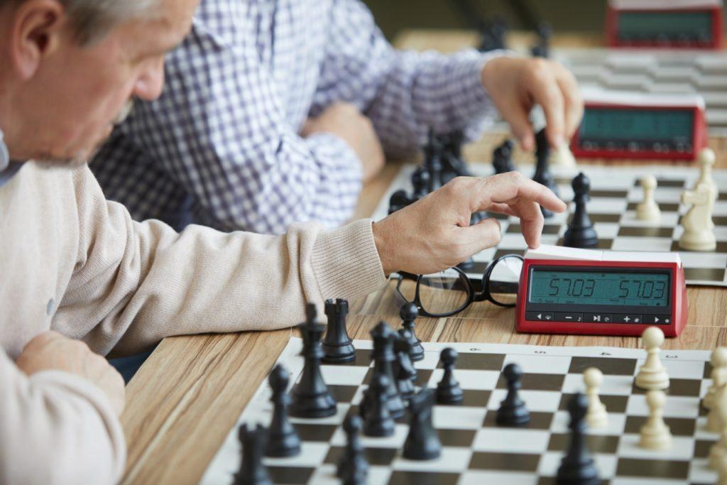 Schachuhr